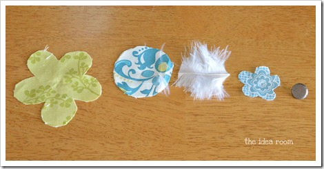 flower headband scribble 7wm