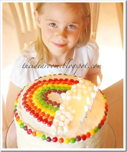 rainbow cake 5wm