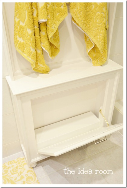 towel rack cabinet 1wm