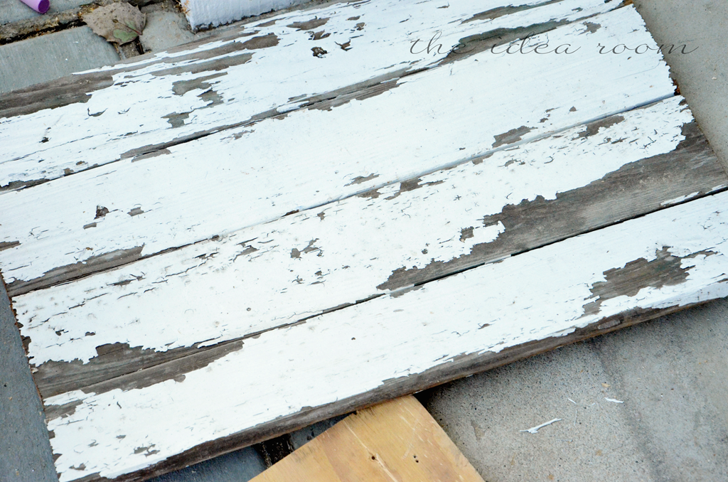 Diy Distressed Kitchen Table