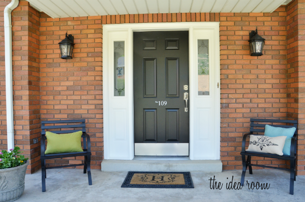 "Lowe's ""curb appeal"" challenge & giveaway"