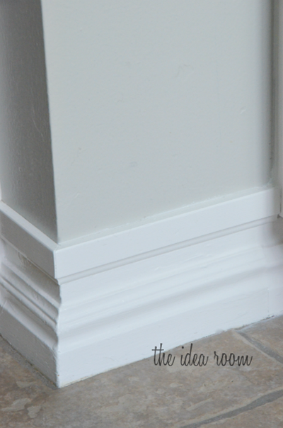 How To Make Baseboards Taller