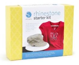 Silhouette CAMEO Rhinestones tutorial