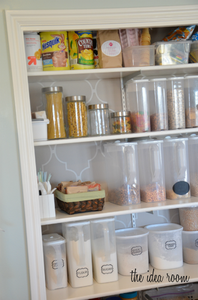 pantry update