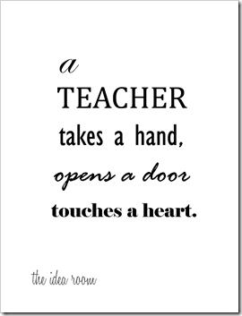 teacher sanitizer insert