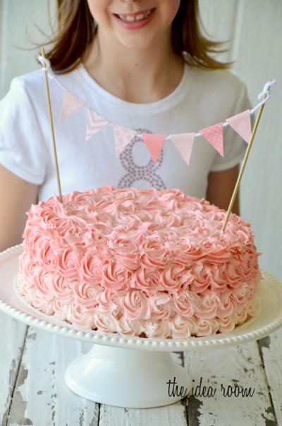 Ombre-Cake 1