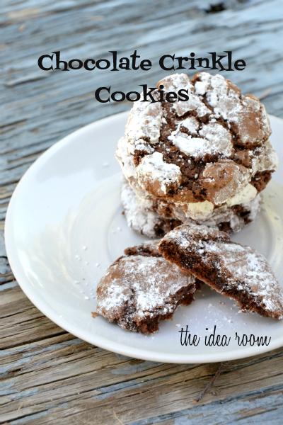 chocolate-crinkle-cookie