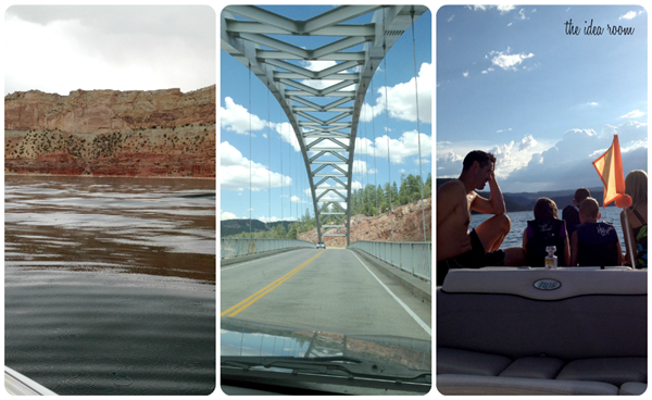 Flaming Gorge Collage 2