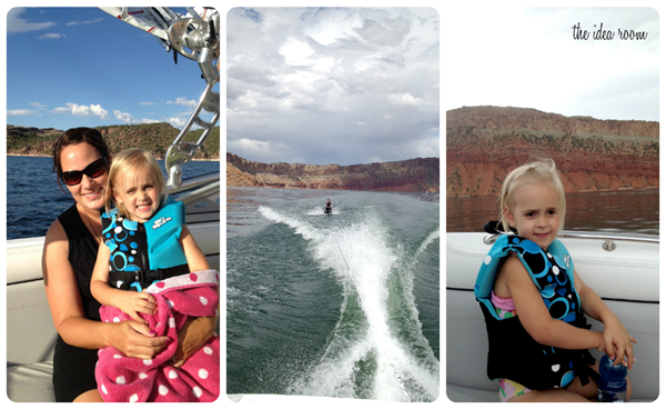 flaming gorge collage 1