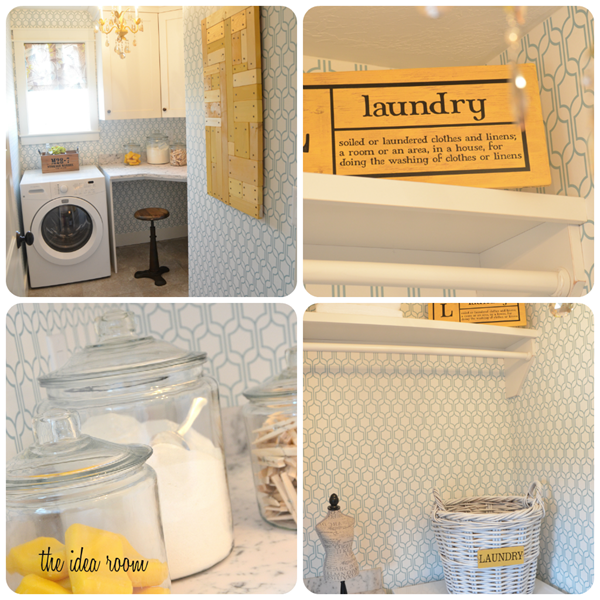house collage laundry