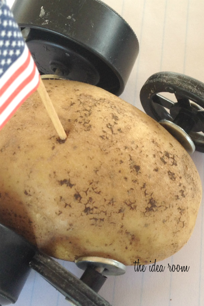 potato car 4