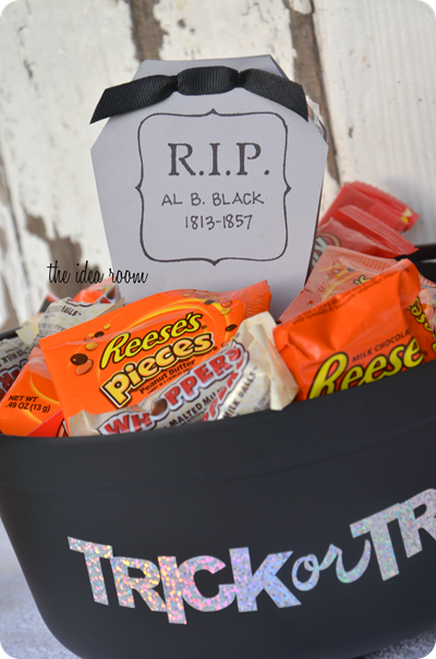 Halloween Treat Bags-12