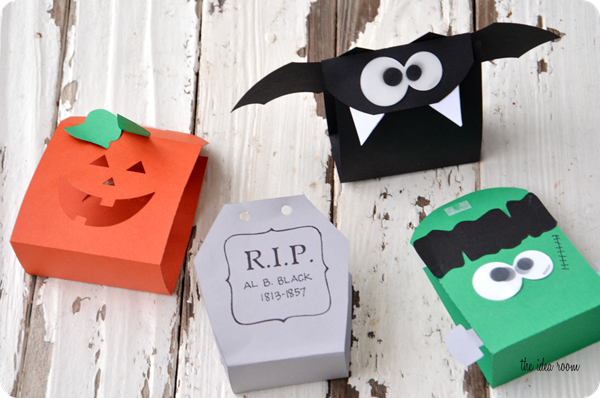 Halloween Treat Bags-22