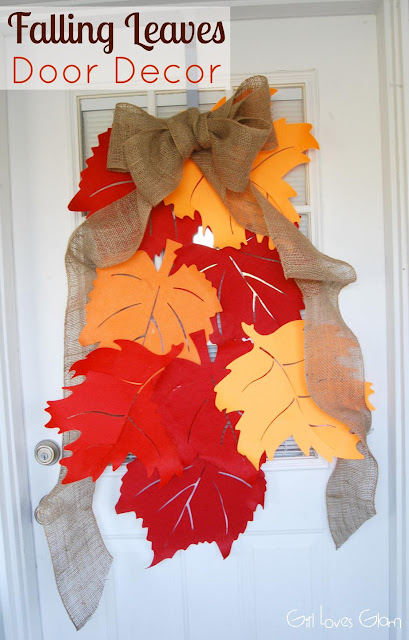Fall Leaves Decor
