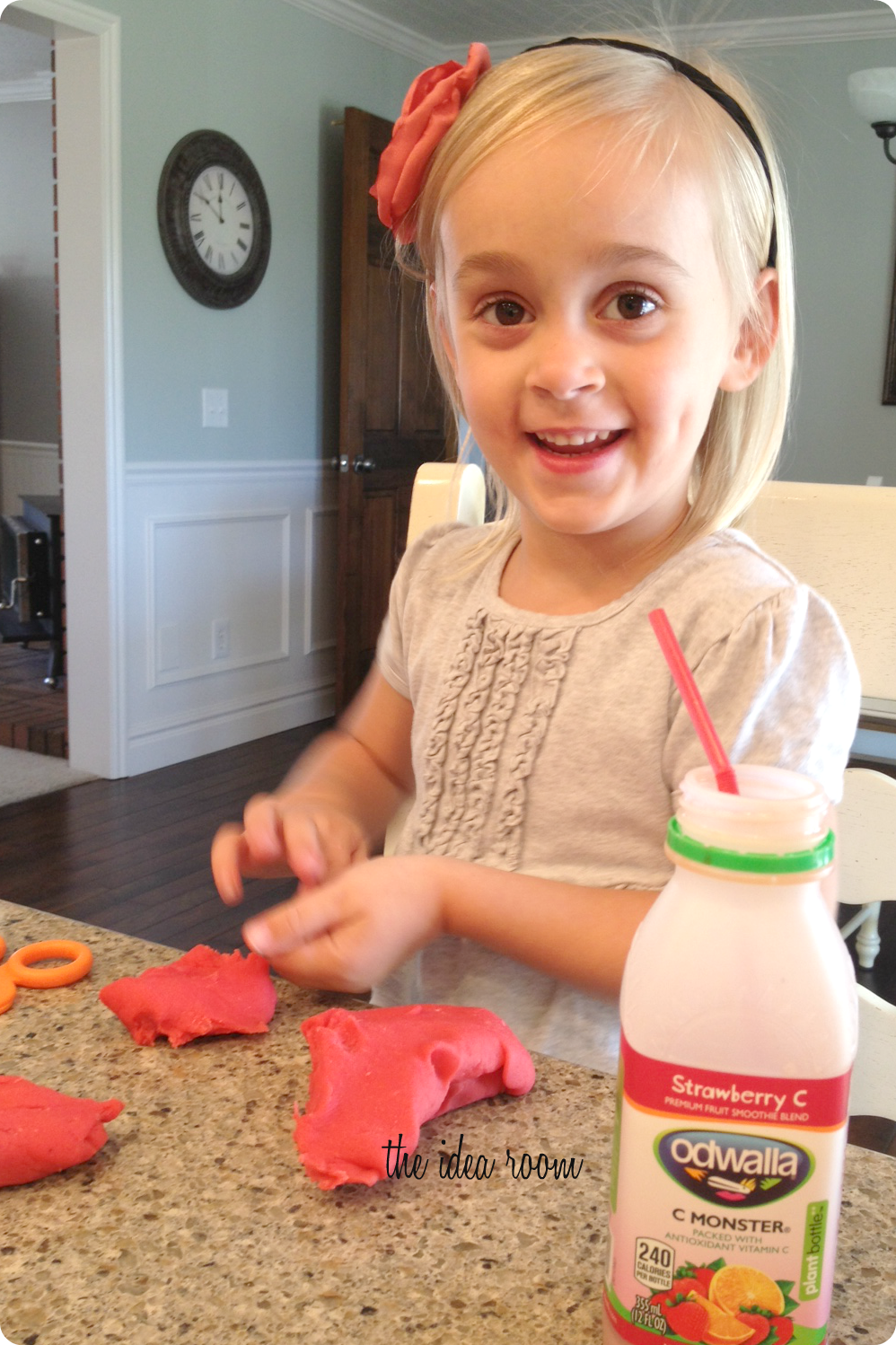 Healthy Kids with Odwalla Smoothies