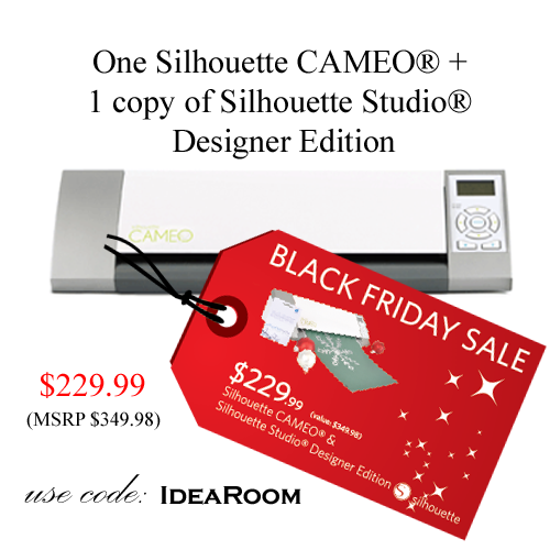 Silhouette Winner & Black Friday Deals