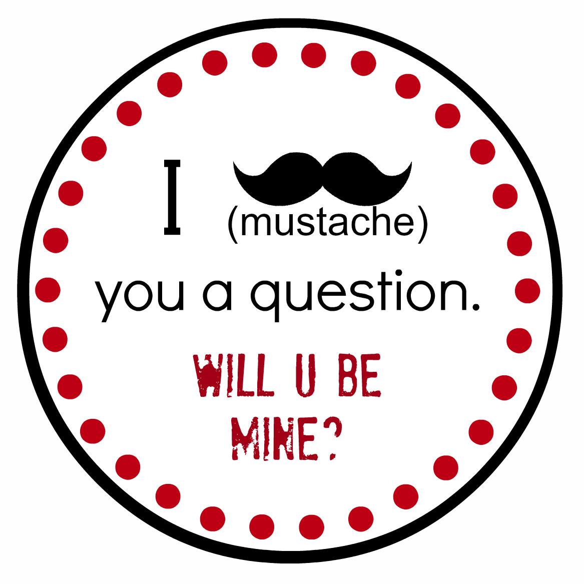 mustache pic