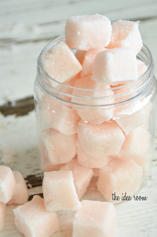 citrus sugar scrub cubes-04