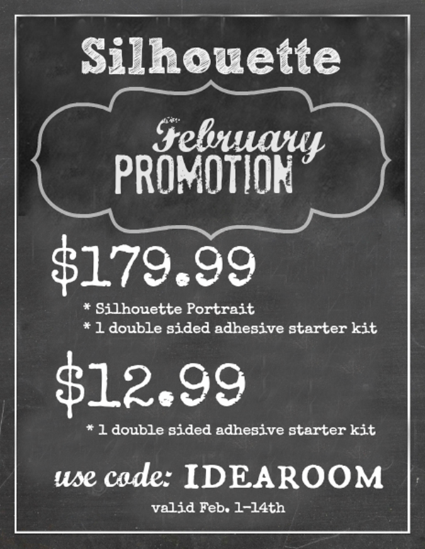 Sihouette-February-Promotion