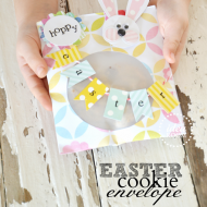 Easter Cookie Envelope