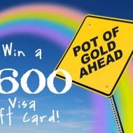 $600 Visa Giveaway Winner