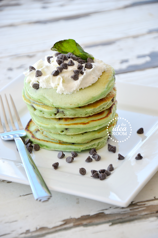 Chocolate Chip Pancakes Food Network