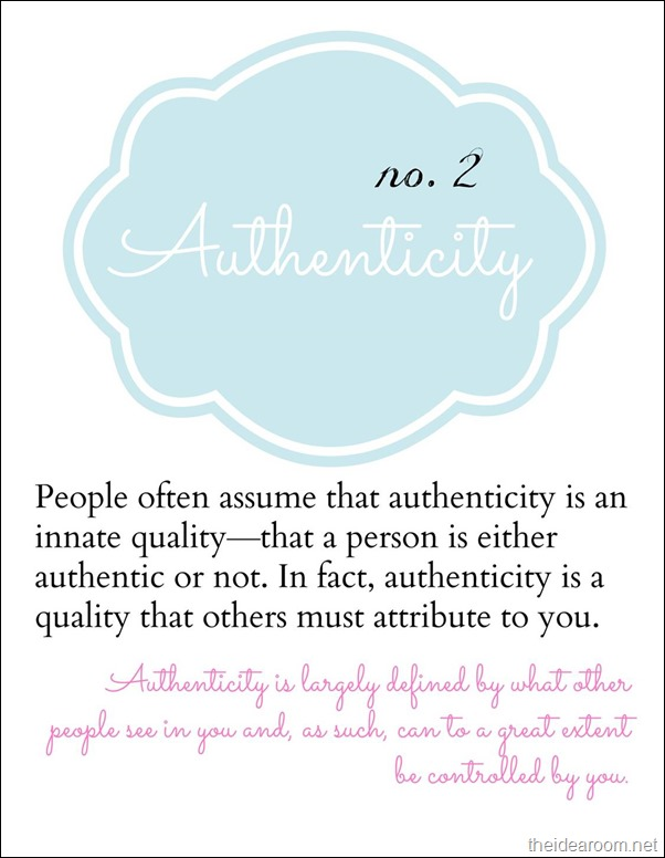 Blogging-authenticity