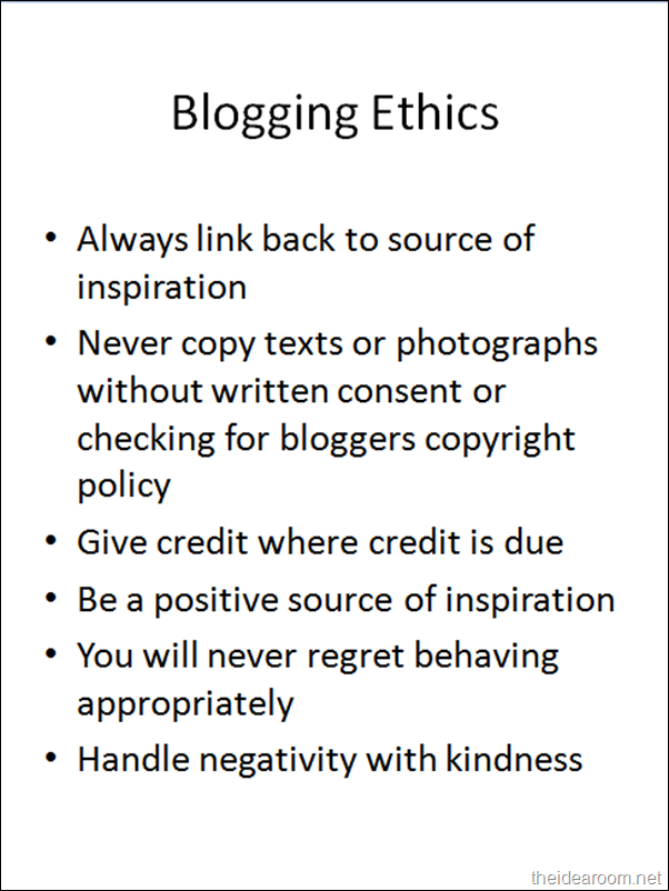 Blogging-ethics 2