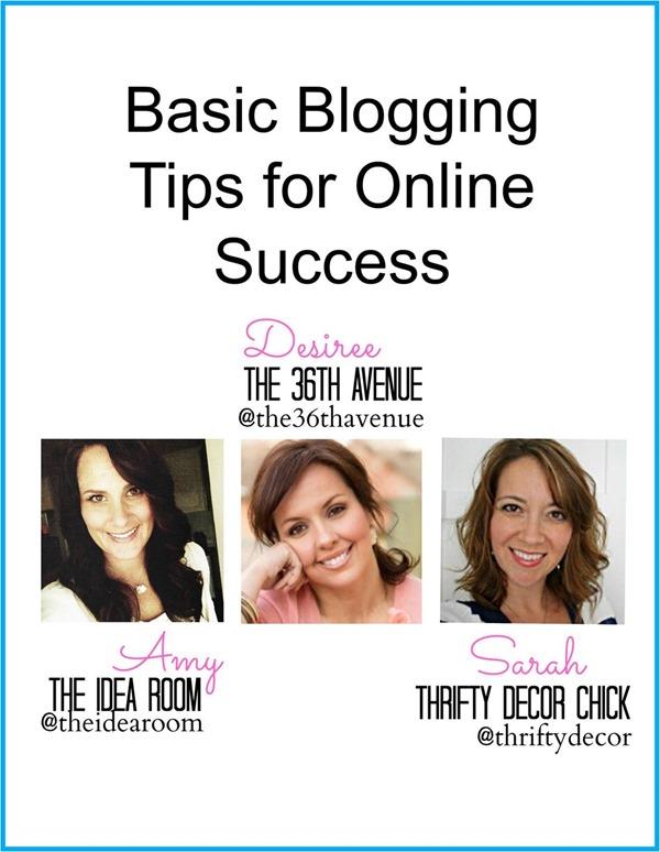 Blogging-tips-class