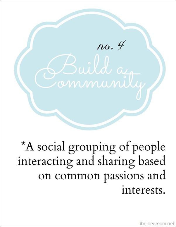 blogging-community