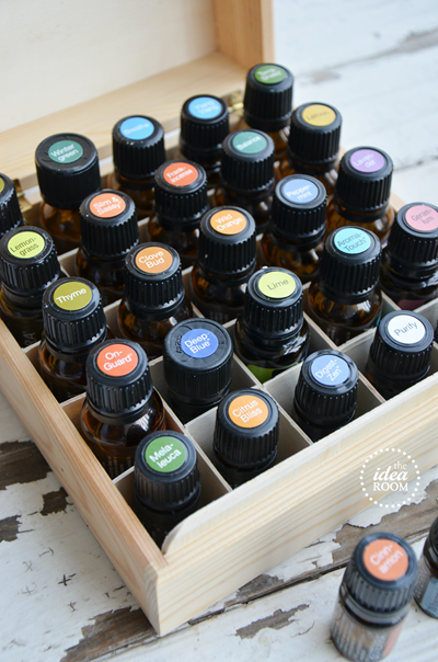 doterra-oils theidearoom.net