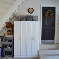 Organize Garage Clutter