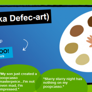 Clorox Ick-tionary defines everyday messes