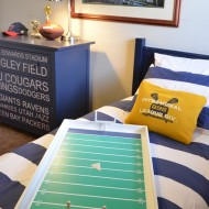 Football Game–Boys Room Decor and Game