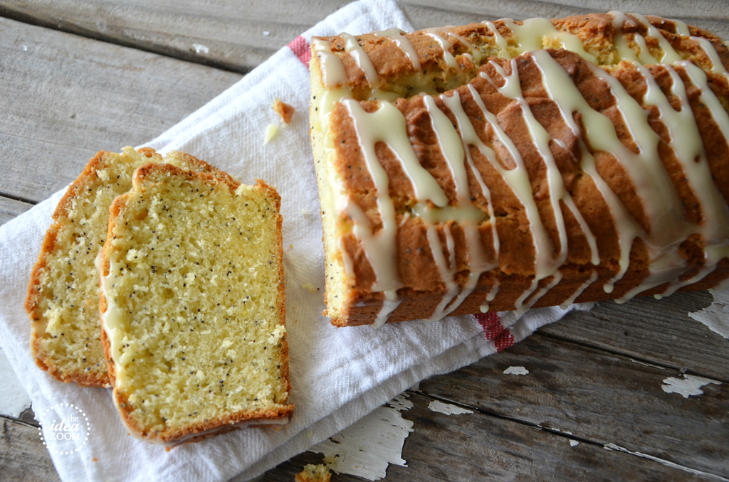 lemon poppy seed bread lemon poppyseed bread this poppy seed bread ...