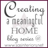 Guest Post on SAS Interiors