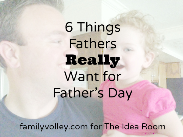 Father's Day for The Idea Room
