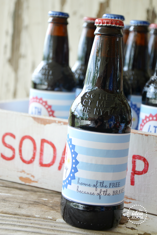 fourth-of-july-bottle-labels 1