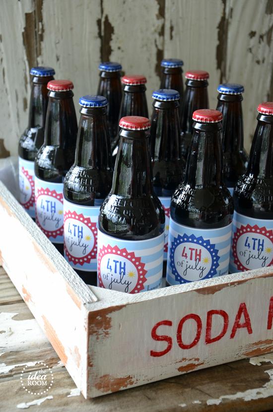 fourth-of-july-bottle-labels 6