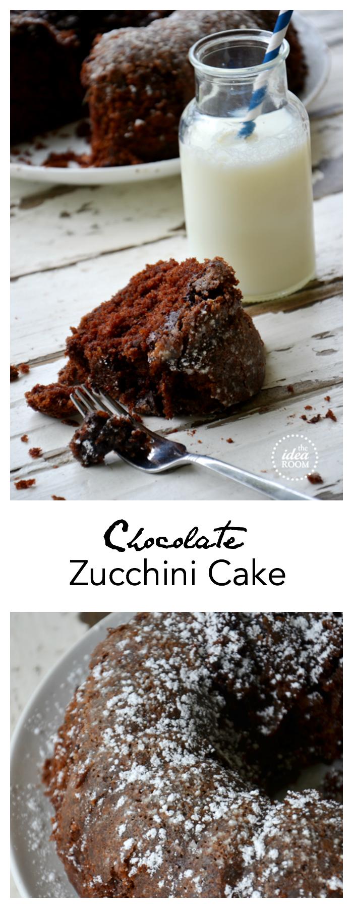 Bubble Room Chocolate Cake Recipe