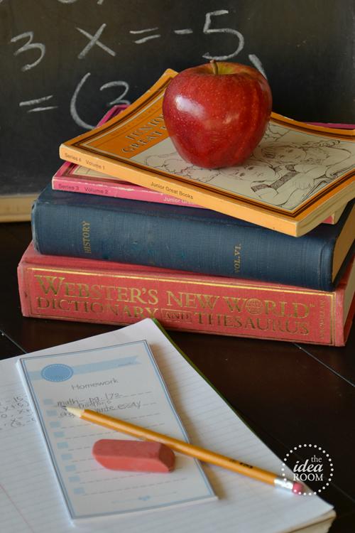 Homework-Notepad crop