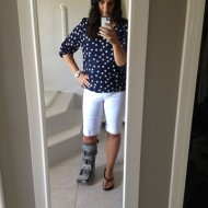 A Health Update & a Foot Strain