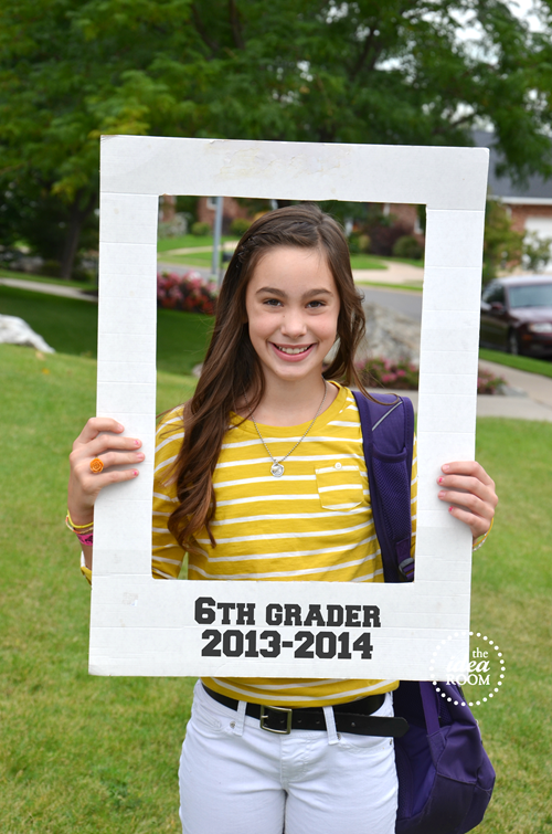 First Day of School 2013 005