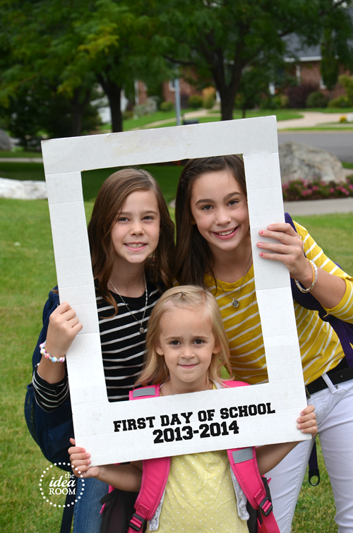 First Day of School 2013 012