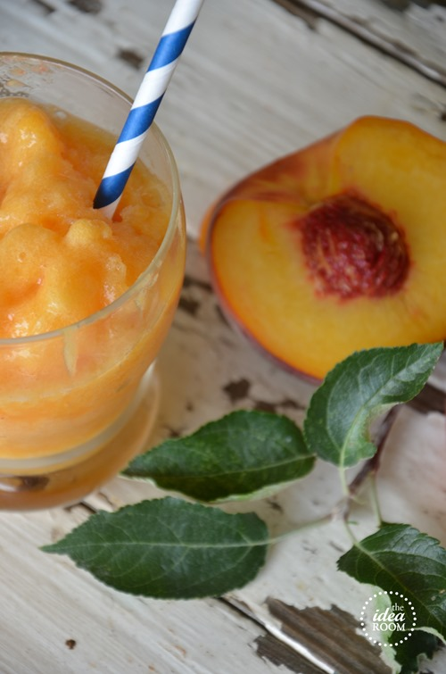 Peach Slush Recipe