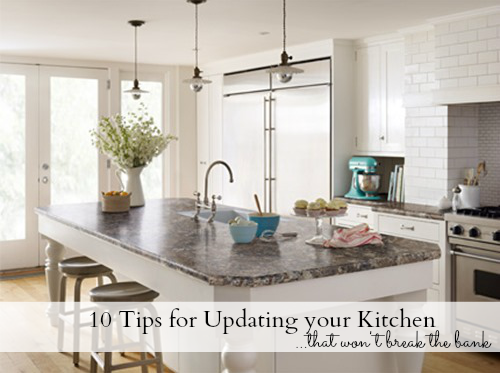Budget Kitchen Backsplash Pinterest