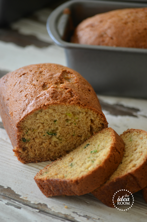 ... zucchini bread recipe is the replacement of applesauce for the oil