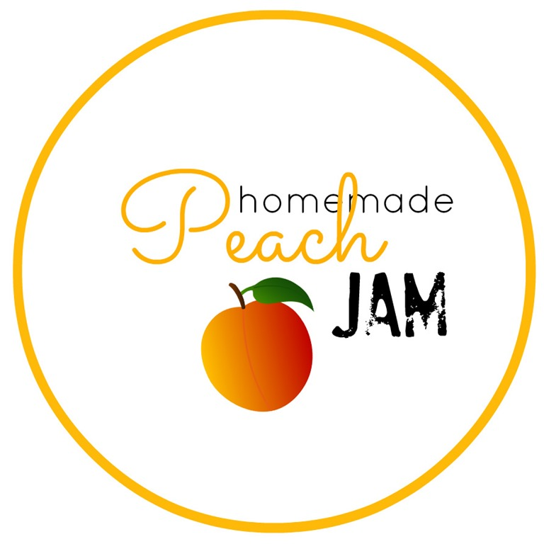 Peach-Jam-Labels