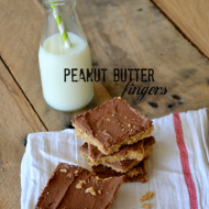 Peanut Butter Fingers Recipe