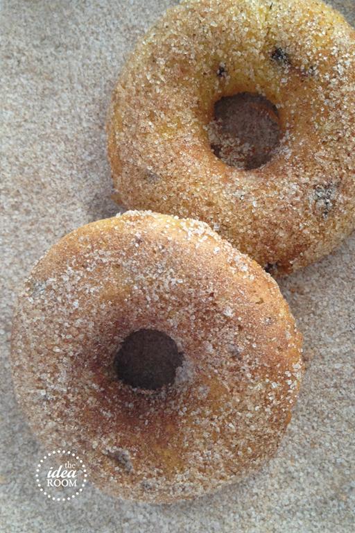 cinnamon-donut